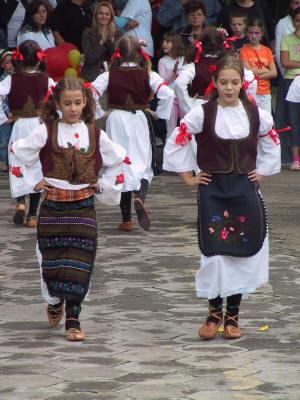 Serbien kleidung